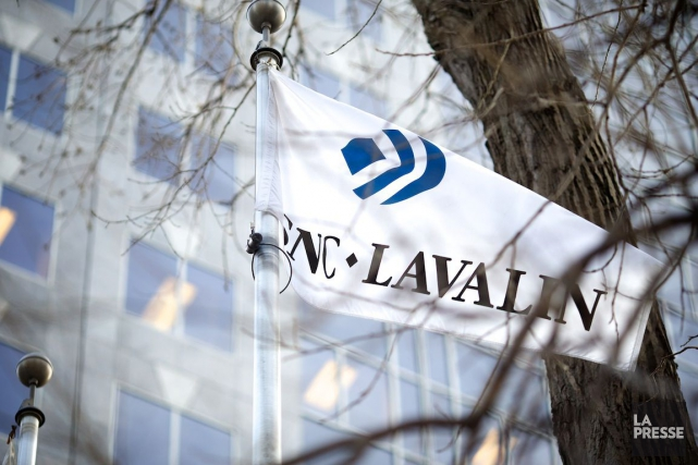 Une coentreprise formée par SNC-Lavalin et le Groupe Aecon a obtenu un contrat... (SARAH MONGEAU-BIRKETT, ARCHIVES LA PRESSE)