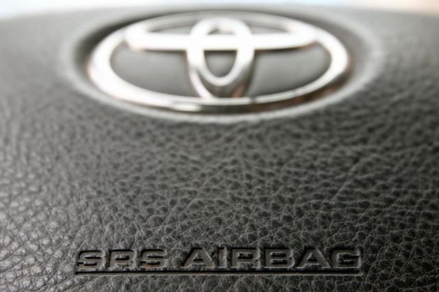 Le constructeur japonais d'automobiles Toyota a annoncé jeudi le rappel de 2,86... (Photo Heinz-Peter Bader, archives Reuters)