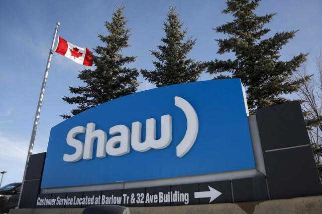 Shaw Communications a affiché jeudi un bénéfice net du troisième trimestre en... (Photo Jeff McIntosh, Archives La Presse canadienne)