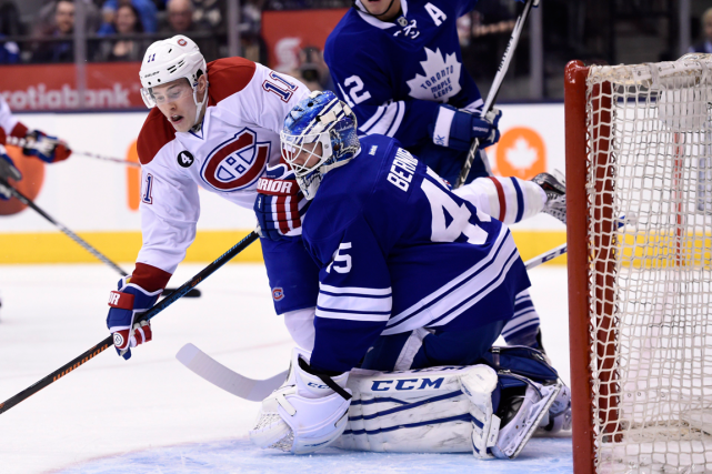 Le Canadien disputera son premier match de la... (Photo Frank Gunn, PC)