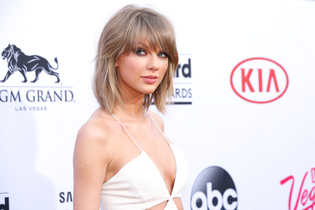 Taylor Swift... (Photo Eric Jamison, AP)
