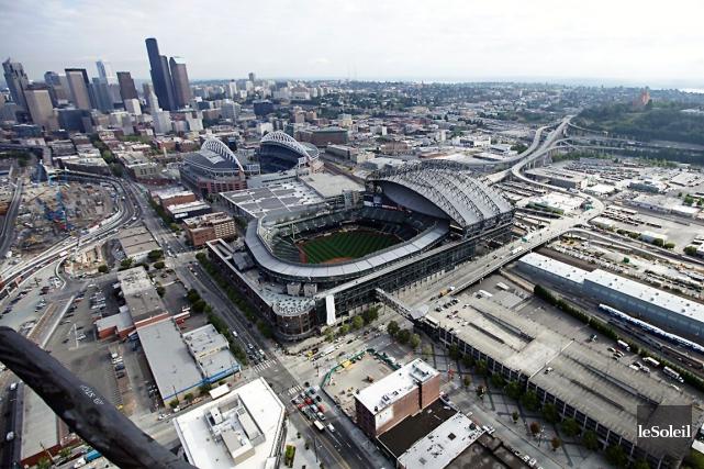 Seattle a déjà deux stades, le Safeco Field... (Photothèque Le Soleil)