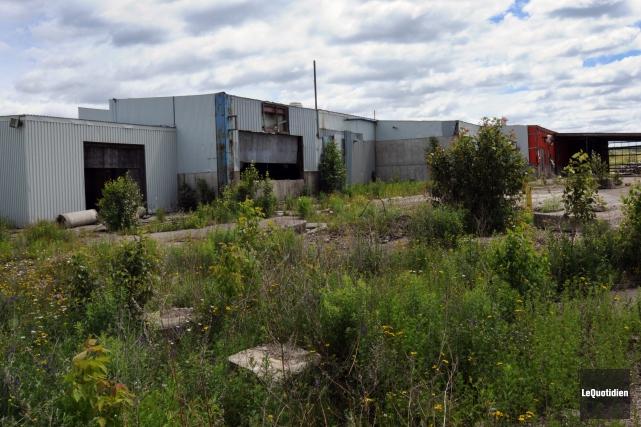 Les jours des vieux bâtiments délabrés de la... ((Photo Le Quotidien))