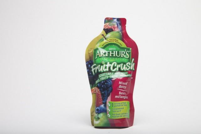 Ce sachet ne contient ni colorant, ni agent de conservation, ni saveur... (PHOTO IVANOH DEMERS, LA PRESSE)