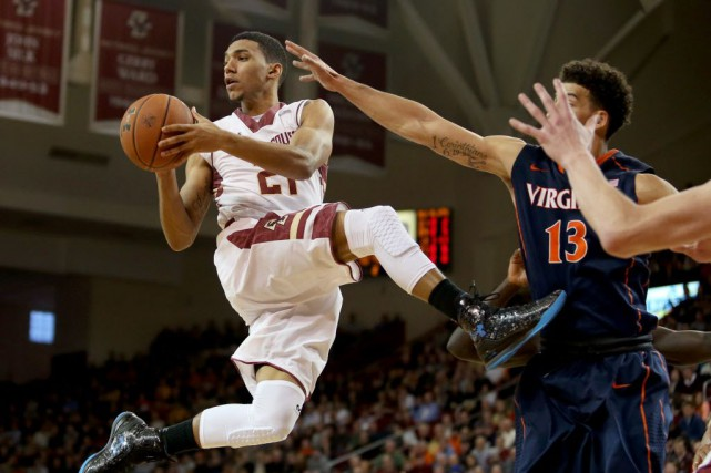 Olivier Hanlan... (Photo Mary Schwalm, AP)