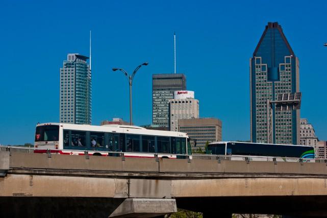 Après des plaintes de riverains, l'Agence métropolitaine de... (PHOTO MARTIN TREMBLAY, ARCHIVES LA PRESSE)