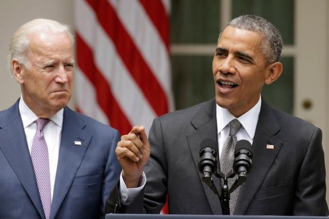 Barack Obama semble avoir remporté son bras de... (PHOTO GARY CAMERON, REUTERS)