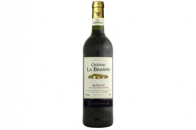 Très coloré sans être opaque, ce vin est un très beau cru bourgeois, au bouquet... (PHOTO FOURNIE PAR LA SAQ)