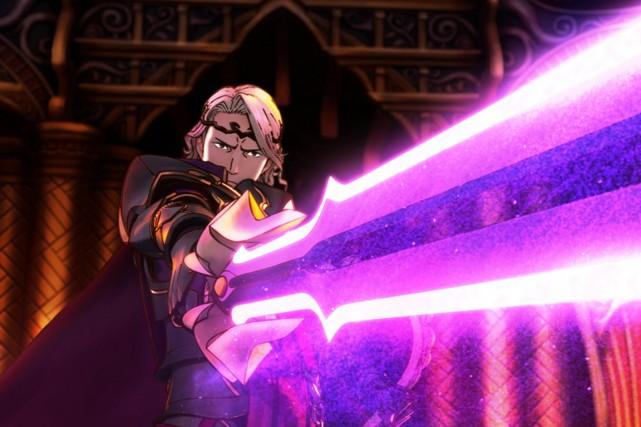 Fire Emblem Fates est commercialisé depuis jeudi au... (Photo tirée du site internet de Nintendo)