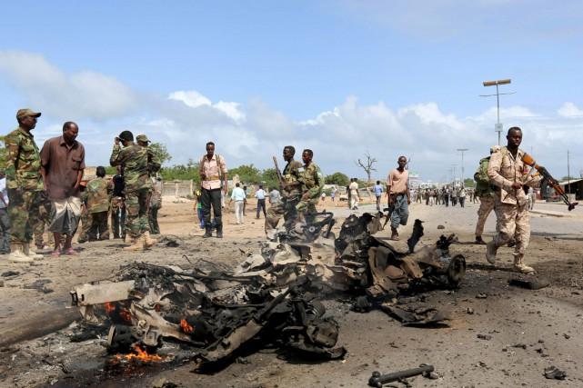 Mercredi, au moins six personnes ont été tuées... (PHOTO FEISAL OMAR, ARCHIVES REUTERS)