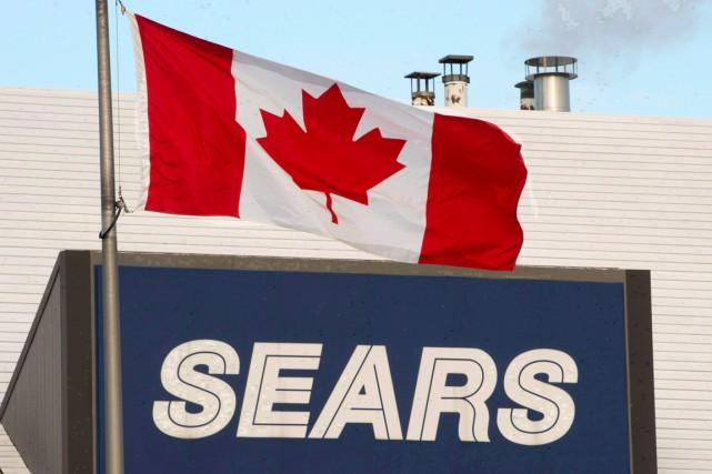 Sears Canada s'affaire depuis quelques années à réduire... (PHOTO RYAN REMIORZ, ARCHIVES PC)