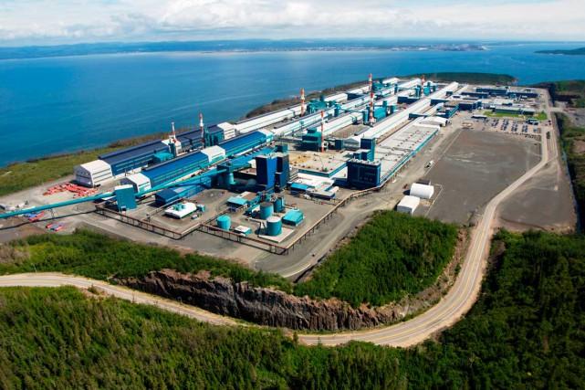 Aluminerie Alouette démarre une phase majeure de l'implantation... (Photo fournie par Aluminerie Alouette)