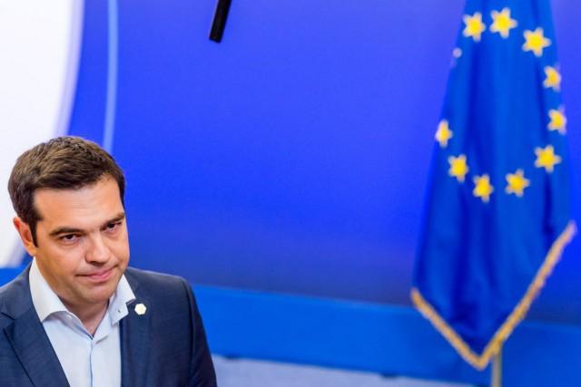 Le premier ministre Alexis Tsipras... (Photo Geert Vanden Wijngaert, AP)
