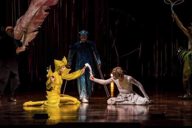 Après des milliers de représentations, le spectacle Varekai... (Courtoisie)