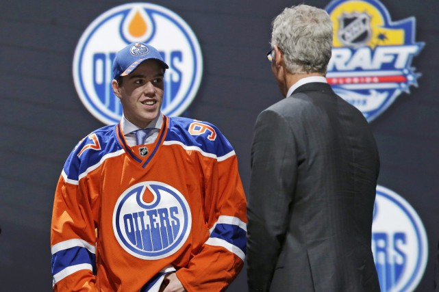 Connor McDavid... (Photo Alan Diaz, AP)