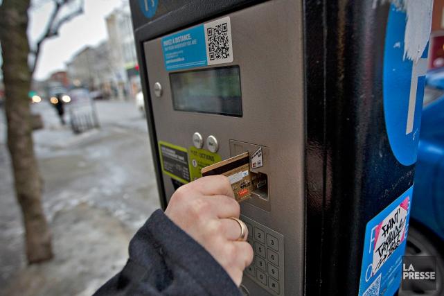 Lancé en 2010, le «Fonds des parcomètres» a... (PHOTO PATRICK SANFAÇON, ARCHIVES LA PRESSE)