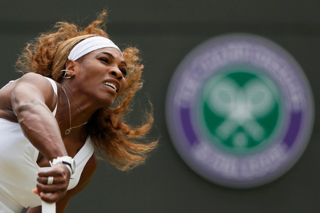 SerenaWilliams... (PHOTO STEFAN WERMUTH, ARCHIVES REUTERS)