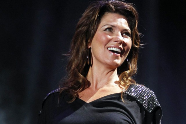 Shania Twain... (Photo Archives Associated Press)