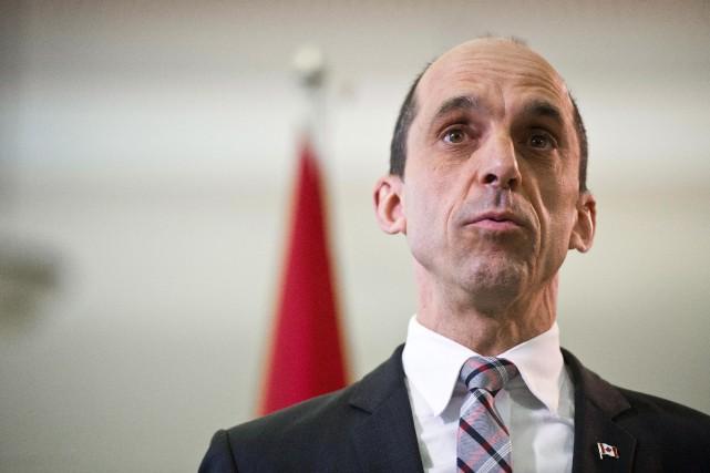 Le ministre fédéral de la Sécurité publique et... (Archives La Presse Canadienne)