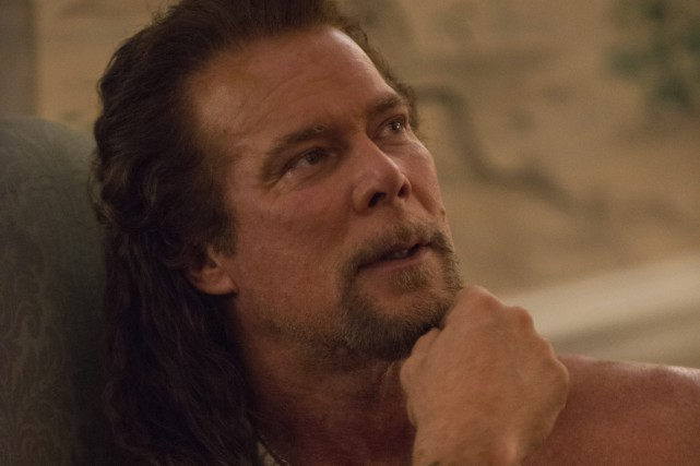 Dans Magic Mike XXL, Kevin Nash reprend son... (Photo fournie par Warner Bros)