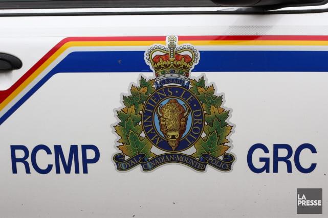 La GRC a indiqué qu'une enquête était en... (Archives La Presse Canadienne)