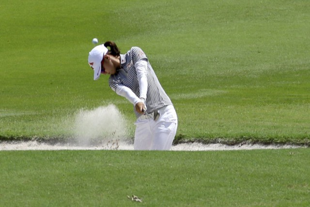 Na Yeon Choi... (Photo Danny Johnston, AP)
