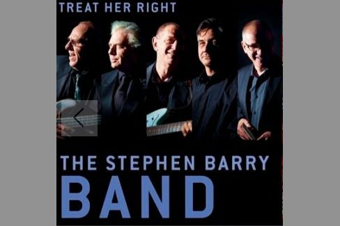 Treat Her Right Stephen Barry Band...