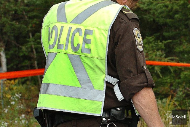 La Sûreté du Québec a ouvert une enquête... (Photothèque Le Soleil)