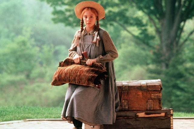 Megan Follows incarne le rôle-titre dans Anne of... (PHOTO FOURNIE PAR RADIO-CANADA)