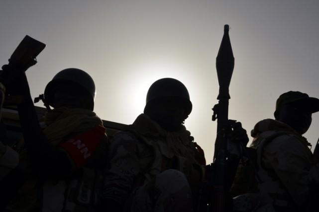 L'insurrection du groupe islamiste Boko Haram et sa... (Photo d'ARCHIVES AFP)