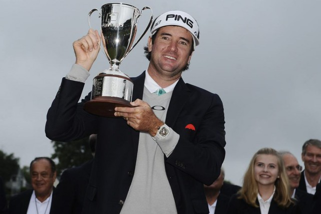 Bubba Watson... (Photo Jessica Hill, AP)