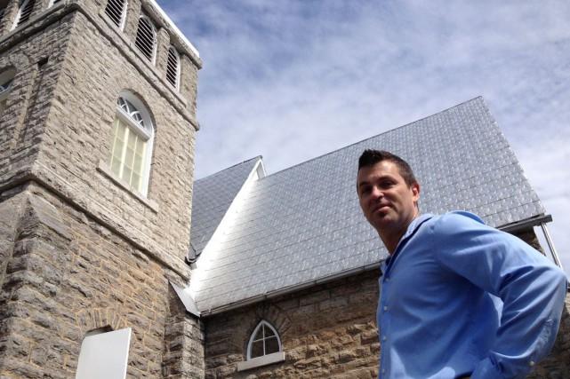 L'entrepreneur Benoit Beaulieu est tombé en amour avec... (Patrick Duquette, LeDroit)