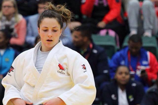 Alix Renaud-Roy... (Photo: Judo Canada)