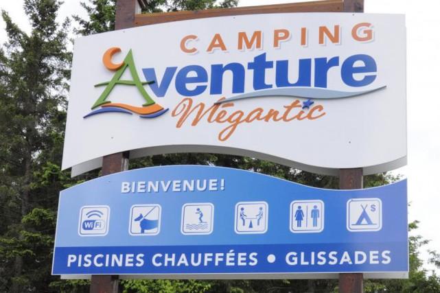 Un nouveau camping a ouvert ses portes dans la région de Lac-Mégantic après un...