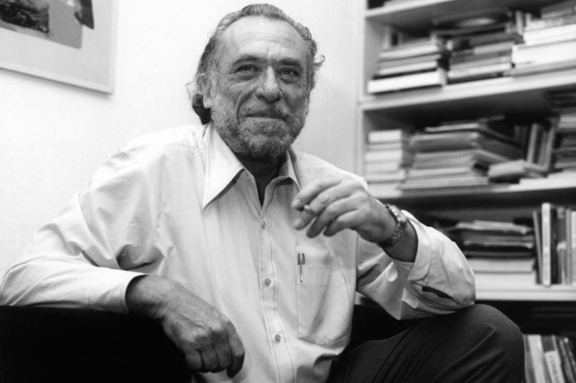 Charles Bukowski... (PHOTO ARCHIVES AP)