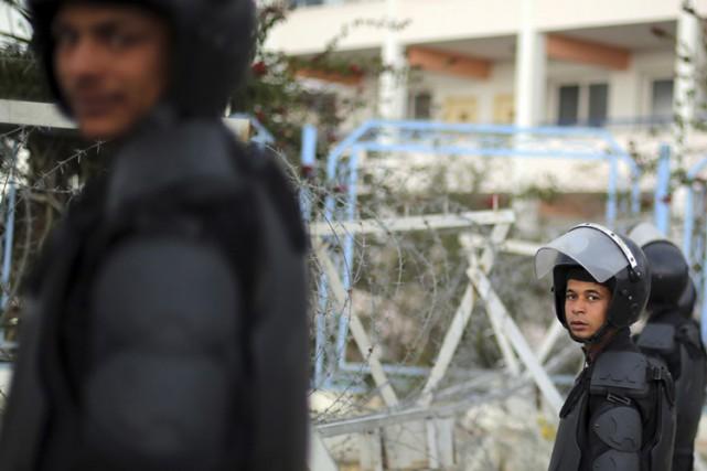 Amnesty Internationalrappelle que la répression, qui a débuté... (PHOTO REUTERS)
