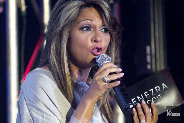 Sonia Benezra... (Archives La Presse)