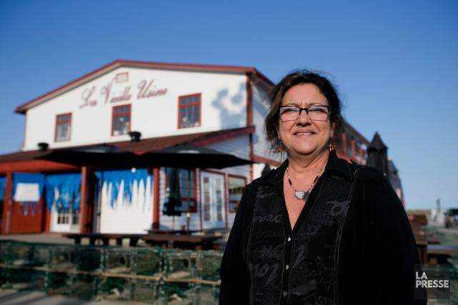 Lison Grenier est cofondatrice et directrice du centre... (PHOTO FRANÇOIS ROY, LA PRESSE)