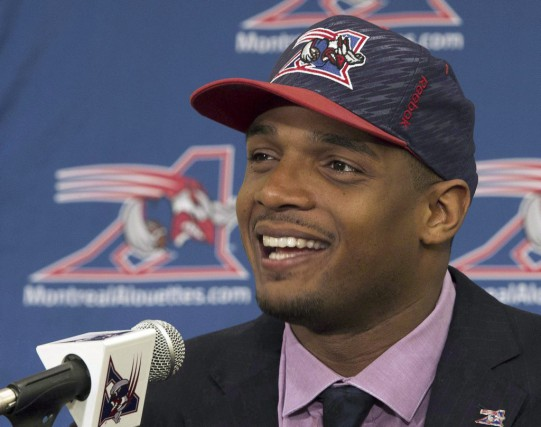 Michael Sam a martelé en point de presse... (La Presse Canadienne)