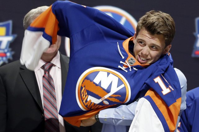 Les Islanders de New York ont fait preuve... (Photo Alan Diaz, AP)