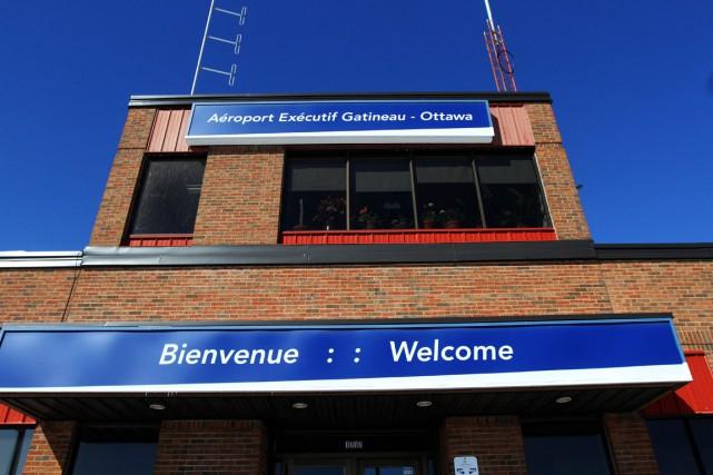 Pascal Aviation a cessé ses activités à l'aéroport... (Archives, LeDroit)
