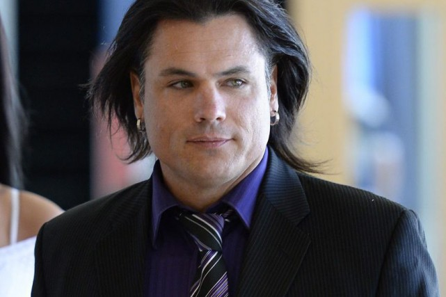 Patrick Brazeau... (PHOTO JUSTIN TANG, ARCHIVES LA PRESSE CANADIENNE)