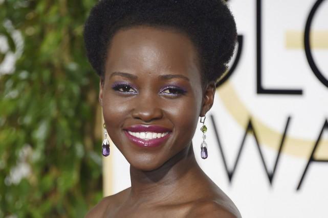 L'actrice Lupita Nyong'o s'est dite déçue du «manque... (ARCHIVES AFP)