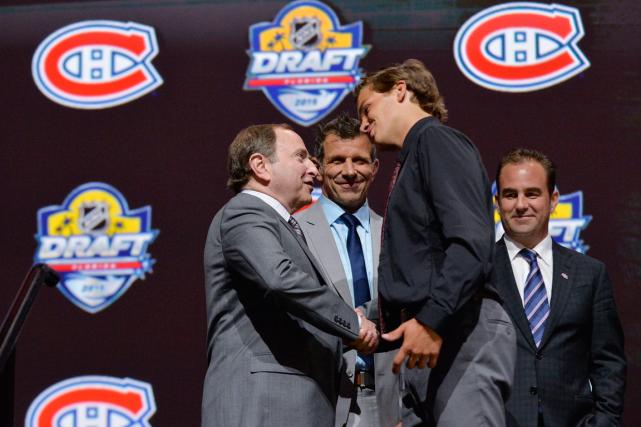 Le Canadien a opté pour un défenseur de... (Photo Steve Mitchell, USA Today)