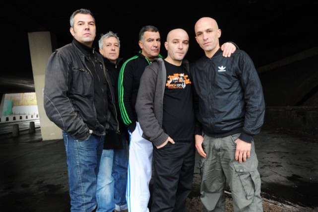 Le groupe toulousain Zebda montera sur la Grande... (Photo courtoisie)