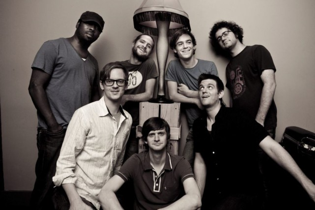 Snarky Puppy... (PHOTO FOURNIE PAR SPECTRA)