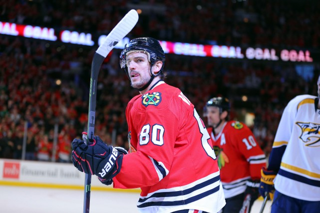 Antoine Vermette... (PHOTO ARCHIVES USA TODAY)