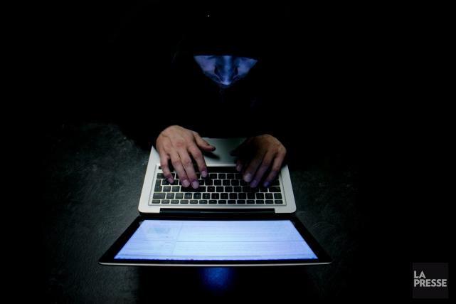 M. Skillicorn affirme que les webmestres peuvent se... (PHOTO DAVID BOILY, ARCHIVES LA PRESSE)