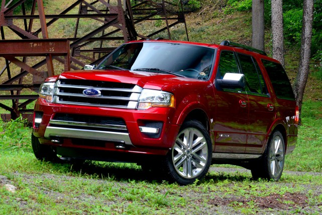 Le Ford Expedition 2015... (PHOTO FOURNIE PAR FORD)