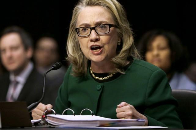 Hillary Clintona accepté cette semaine de donner accès... (Photo Pablo Martinez Monsivais, archives AP)